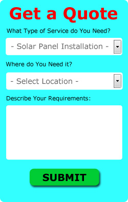 Gainsborough Solar Panel Installation Quotes