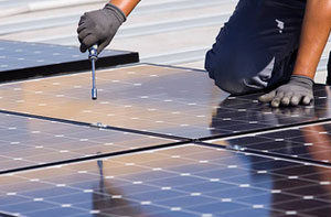 Solar Panel Installers Near Swadlincote Derbyshire