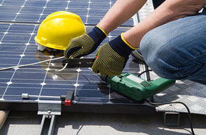 Solar Panel Installers Broxbourne UK